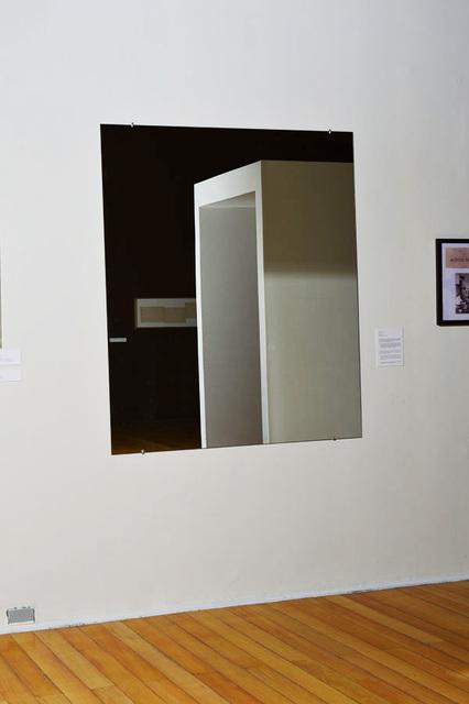 , 'espelho / mirror,' 1970, A Gentil Carioca