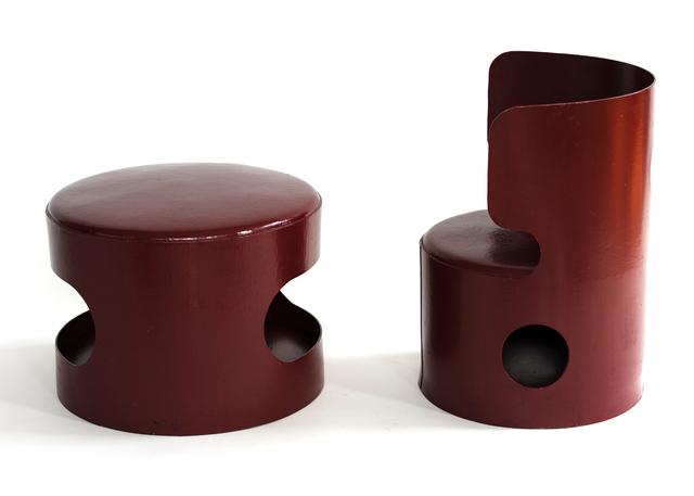 , 'Desk and Chair,' 1967, Nina Johnson