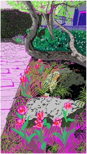 , 'Garden,' 2014, Hashimoto Contemporary