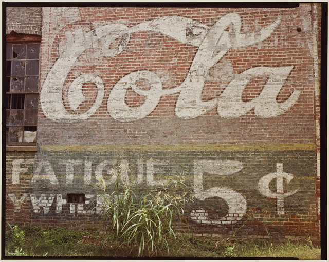 , 'Untitled (5 Cent Sign),' , David Lusk Gallery