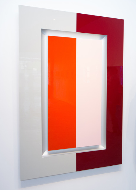 , 'Polychrome Paintings series,' 2013/2104 , Wilding Cran Gallery