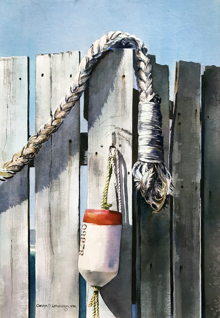 , 'On the Fence,' , Copley Society of Art