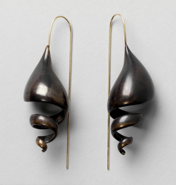 Ted Muehling, 'Turret (pair of earrings)', 1986, Cooper Hewitt, Smithsonian Design Museum