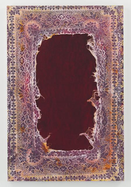 , 'Tin Frame,' 2012, Feuer/Mesler