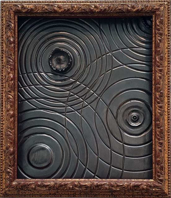 , 'Black lagoon,' 2018, Galería Artizar