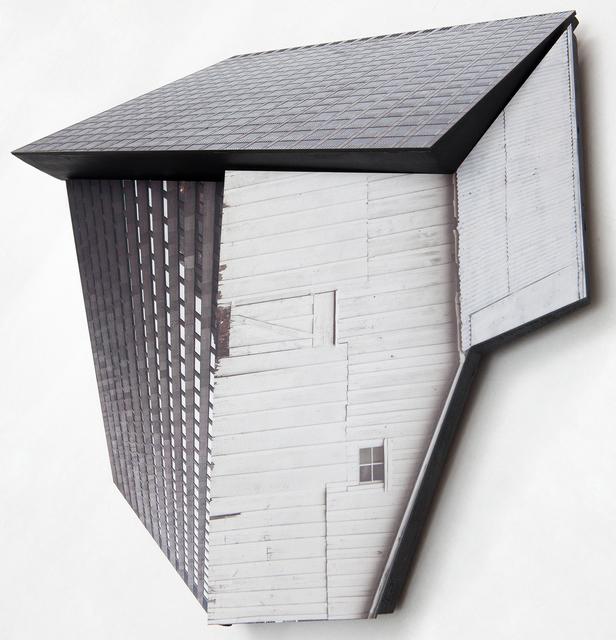 , 'Migrator 1,' 2015, Zhou B Haus der Kunst