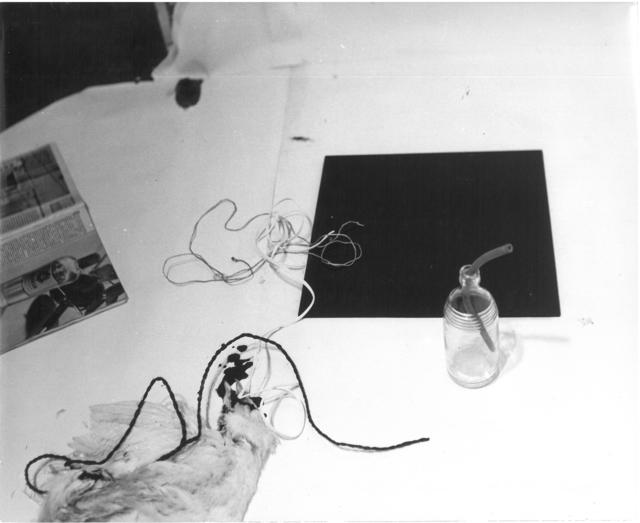 , 'Ohne Titel, 6. Aktion, Sommer 1966,' 1966, Konzett Gallery