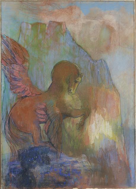 , 'Pégase,' ca. 1895, Guggenheim Museum Bilbao