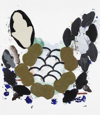 Paulo Whitaker, 'No Title', 2013, Painting, Oil on canvas, Roberto Alban Galeria de Arte