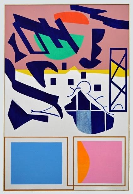 , 'Squares,' 2007, Galerie Nathalie Obadia