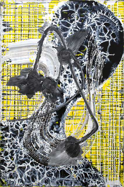 , '(HEAD),' 2019, Galerie Krinzinger