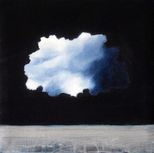 , 'Clouds XX,' 2018, Galleria Punto Sull'Arte