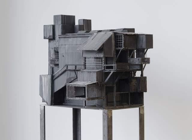 , 'Monogorod III,' 2016, Galerie Ron Mandos