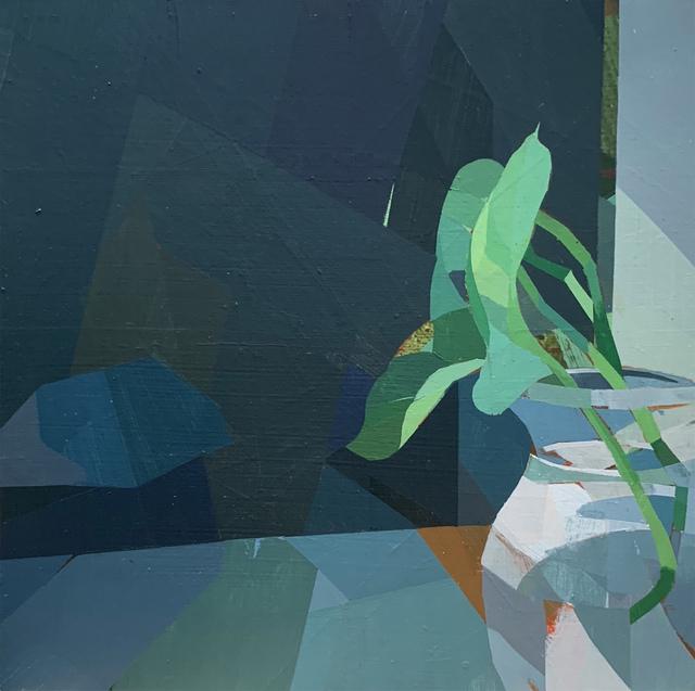, 'Still life with Ivy no.1,' 2019, Hall Spassov Gallery