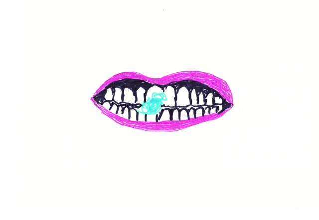 , 'Seductive Gum,' 2015, Barbara Seiler