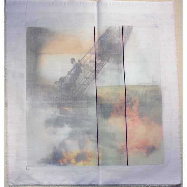 , 'Zip 1,' 2010, InLiquid