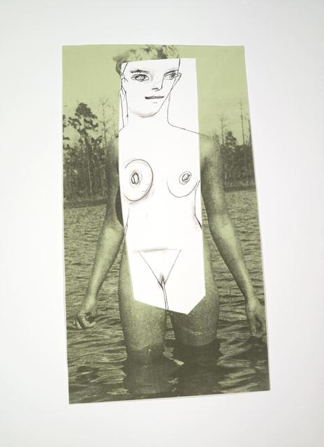 , 'New Figures,' 2015, Galería La Caja Negra