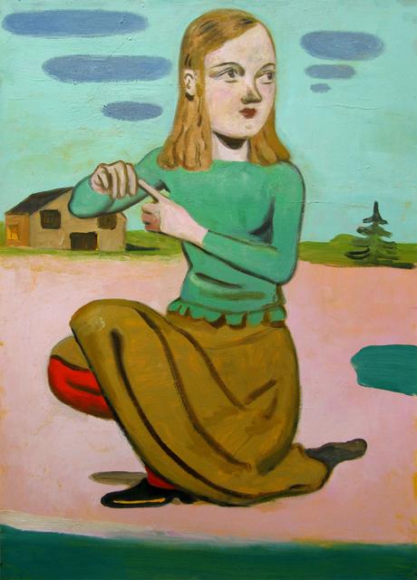 Stephanus Heidacker, 'Kneeling Girl', 2003, TEW Galleries