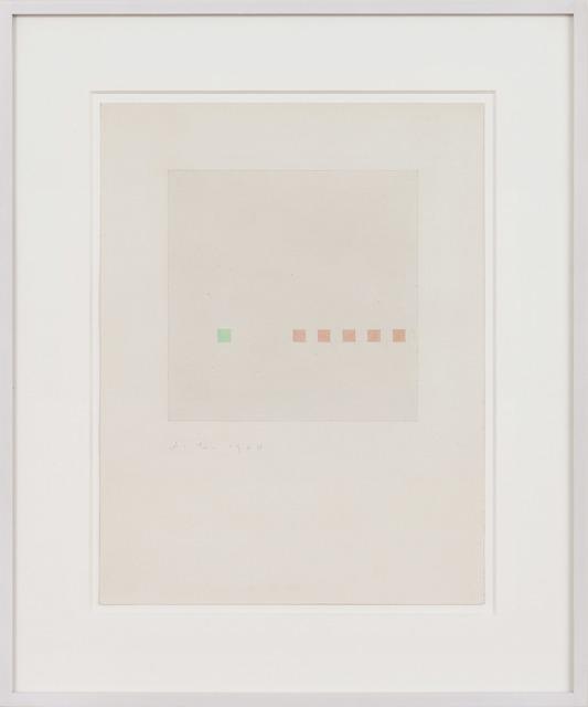 , 'Untitled,' 1970, P420