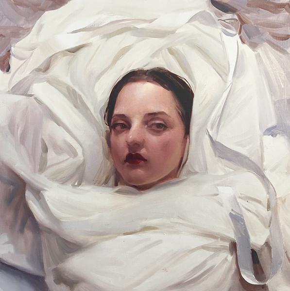 Korin Faught, 'Totem Study #2', 2018, Corey Helford Gallery