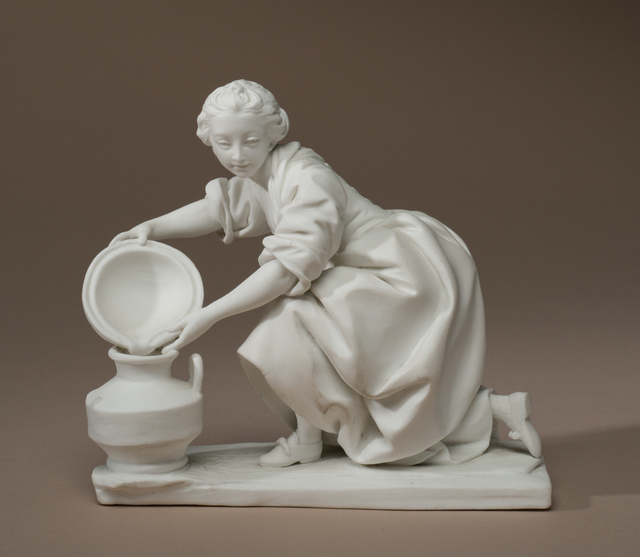 Sèvres Porcelain Manufactory, 'The Dairy Maid', 1757-1766, Clark Art Institute