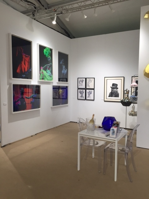 Art Southampton 2015 - Jean Albano Gallery booth