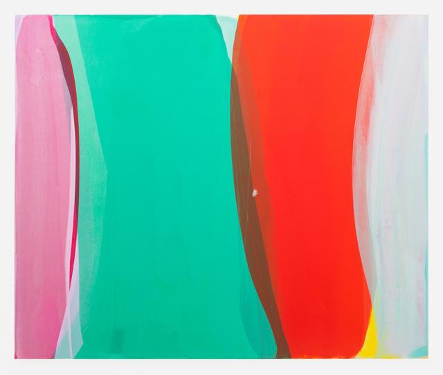 , 'Movements (arabesque 7),' 2016, Miles McEnery Gallery