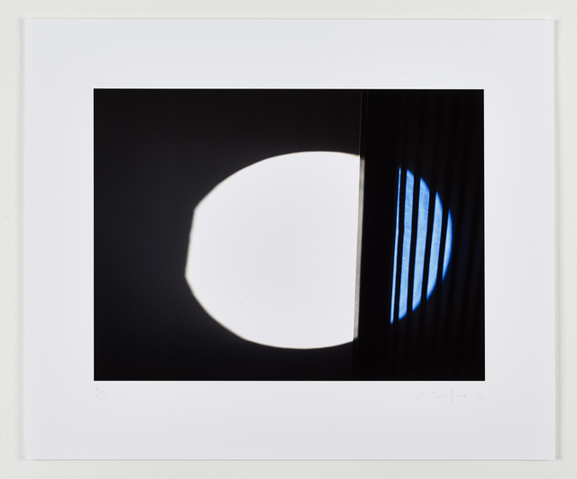 , 'Projectile Sun,' 2014, Ingleby Gallery