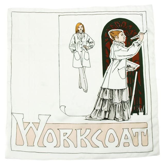 , 'Workcoat,' 2009, LRRH_