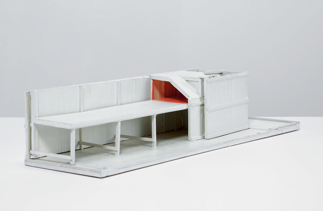 , 'Thomas Jefferson's House: East Wing, Night House,' 1976, Rossi & Rossi