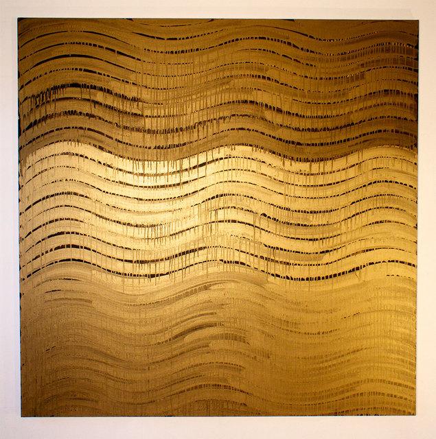 , 'Gold Wave,' 2015, Argazzi Art