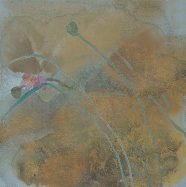 , '绿 Verdant ,' 2016, Ode to Art