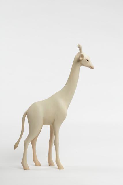 Yoshimasa Tsuchiya, 'Giraffe (Child)', 2019, Aki Gallery