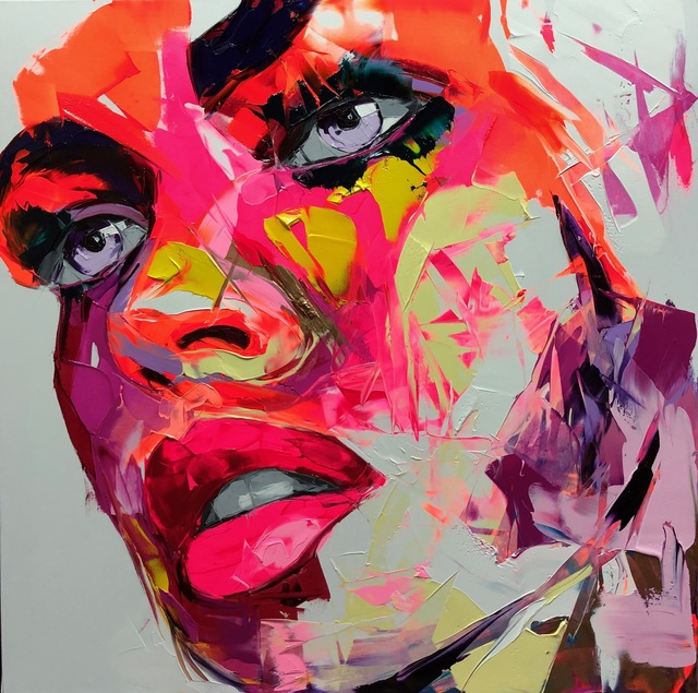 Françoise Nielly, 'Zighy', 2019, art&emotion Fine Art Gallery