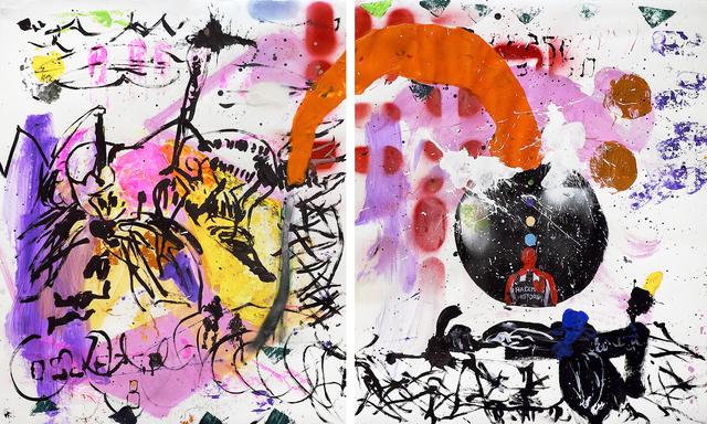 , 'DNA #9,' , Bill Lowe Gallery