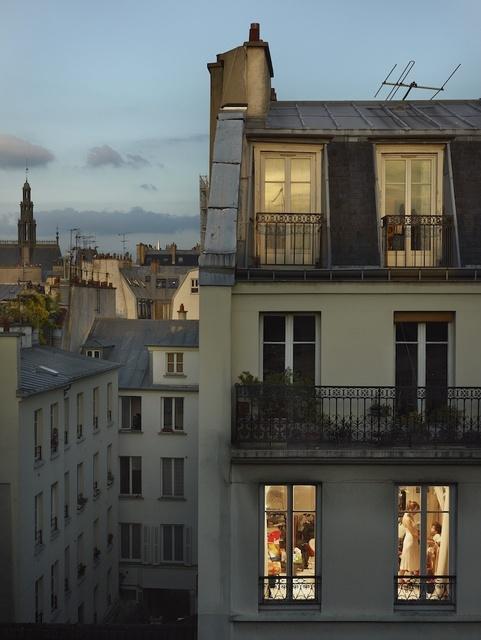 , 'Rue De Faubourg, St. Denis, Paris, 10E, Le 17 Mai,' 2013, Kopeikin Gallery