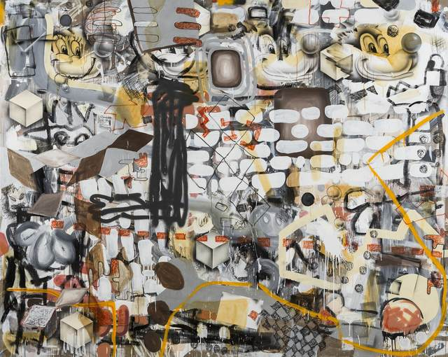 , 'Incompetent Thinking,' 2014, Alex Daniels - Reflex Amsterdam