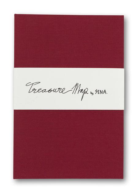 BOOKLAB, 'SENA - TREASURE MAP', 2014, Contemporary Istanbul Editions