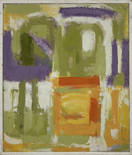 , 'No. 3,' 1957, Berry Campbell Gallery