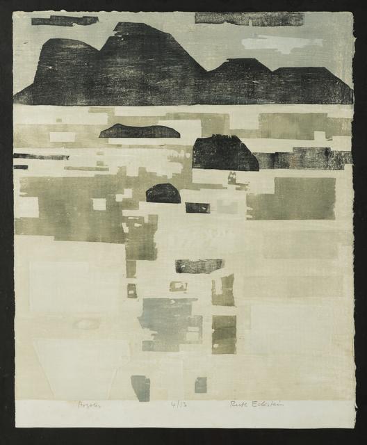 , 'Argolis,' 1963, Childs Gallery