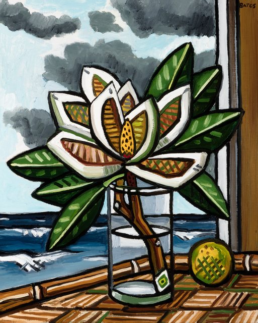 , 'Magnolia,' 2016, Arthur Roger Gallery