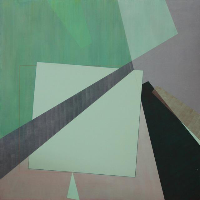 , '一百零五乘一百零五乘2,' 2015, Beijing Art Now Gallery