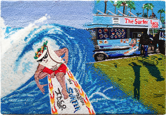 , 'Surfer Taco,' 2012, Paradigm Gallery + Studio