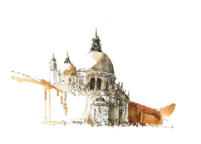 , 'Santa Maria della Salute II,' 2018, Spalding Nix Fine Art