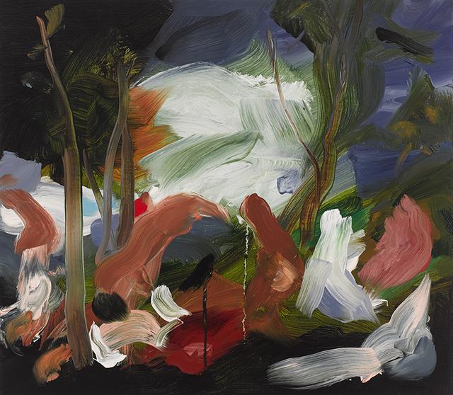 , 'Andrians II,' 2016, Cynthia Corbett Gallery