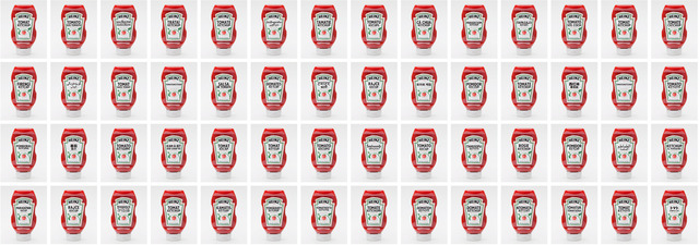 , 'Tomato Ketchup,' 2012, Pace/MacGill Gallery