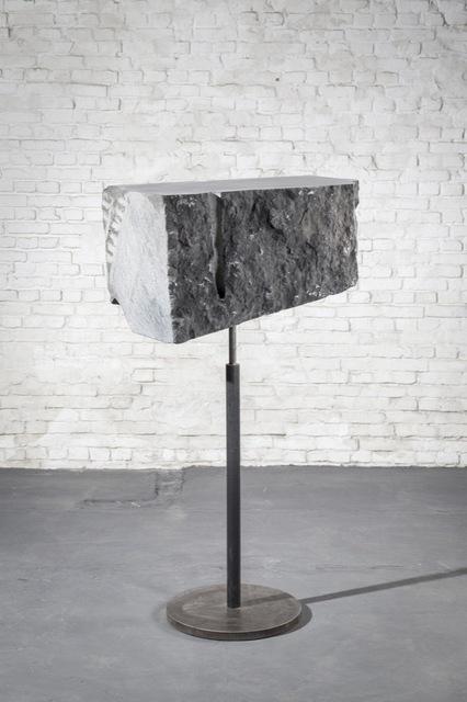 , 'Le Cube (De Blok),' 2013, Galerie Yves Gastou