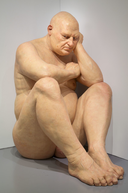 Ron Mueck, 'Untitled (Big Man)', 2000, Hirshhorn Museum and Sculpture Garden