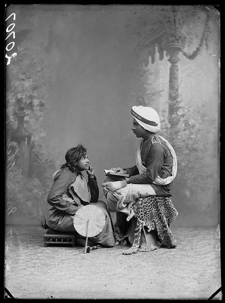 , 'Salvation Army Missionary,' ca. 1888, Getty Images Gallery