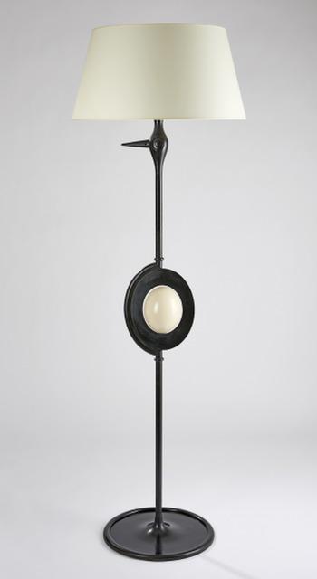 , 'Ostrich Lamp,' 2016, Mazel Galerie